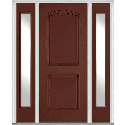 Painted - Fiberglass Doors - Front Doors - The Home Depot