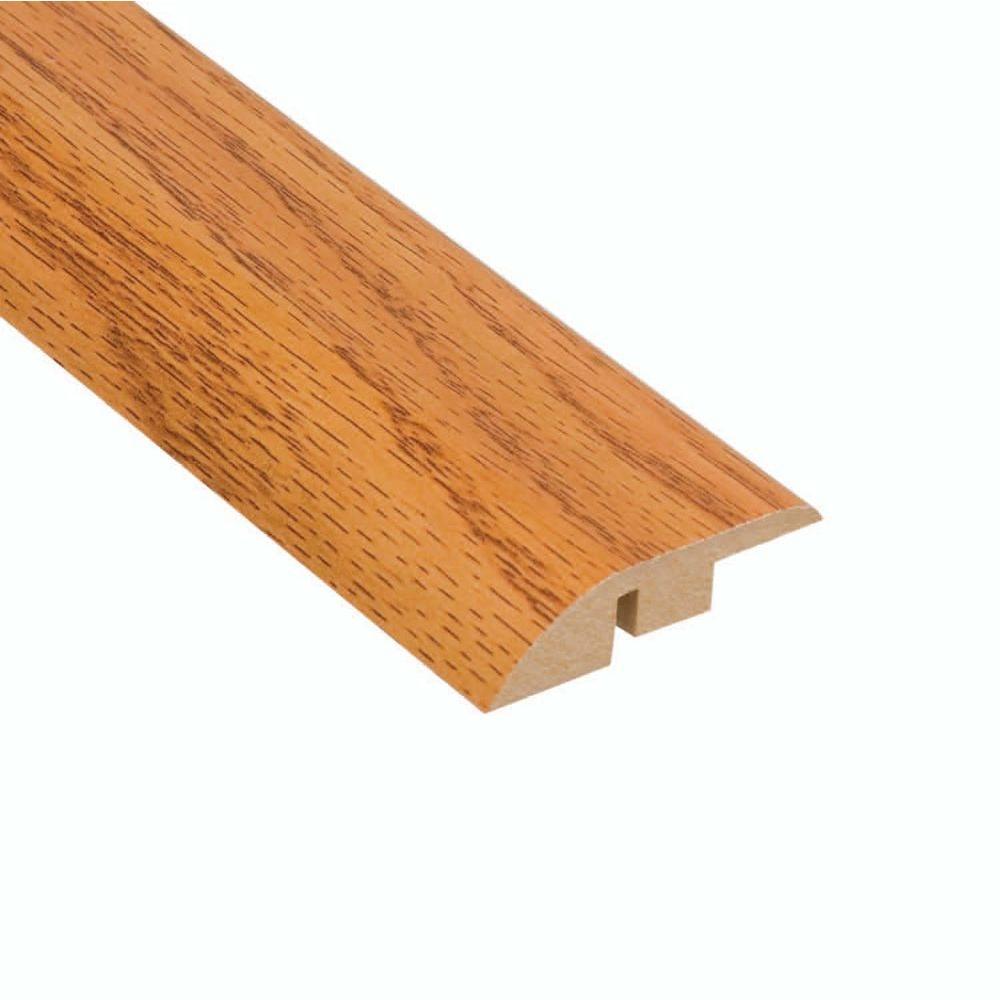 Home Legend Honey Oak 7 16 In Thick X 1 13 Wide 94 Length Laminate Hard Surface Reducer Molding Hl90hsr The Depot