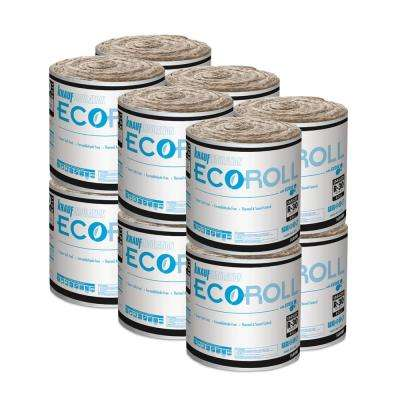 R-30 Unfaced Fiberglass Insulation Roll 23 in. x 22 ft. (12-Rolls)