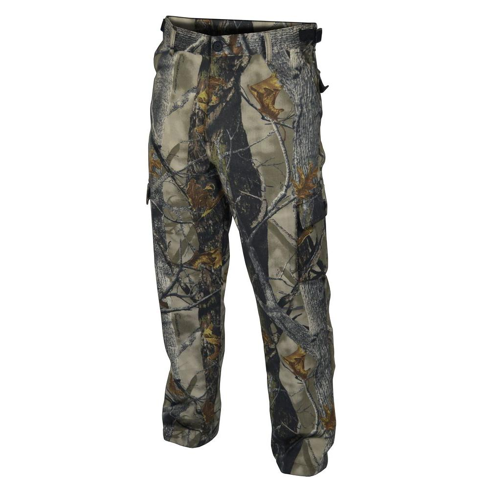TrueTimber Camo Men's 2X-Large 6-Pocket Poly Cotton Hunting Pant