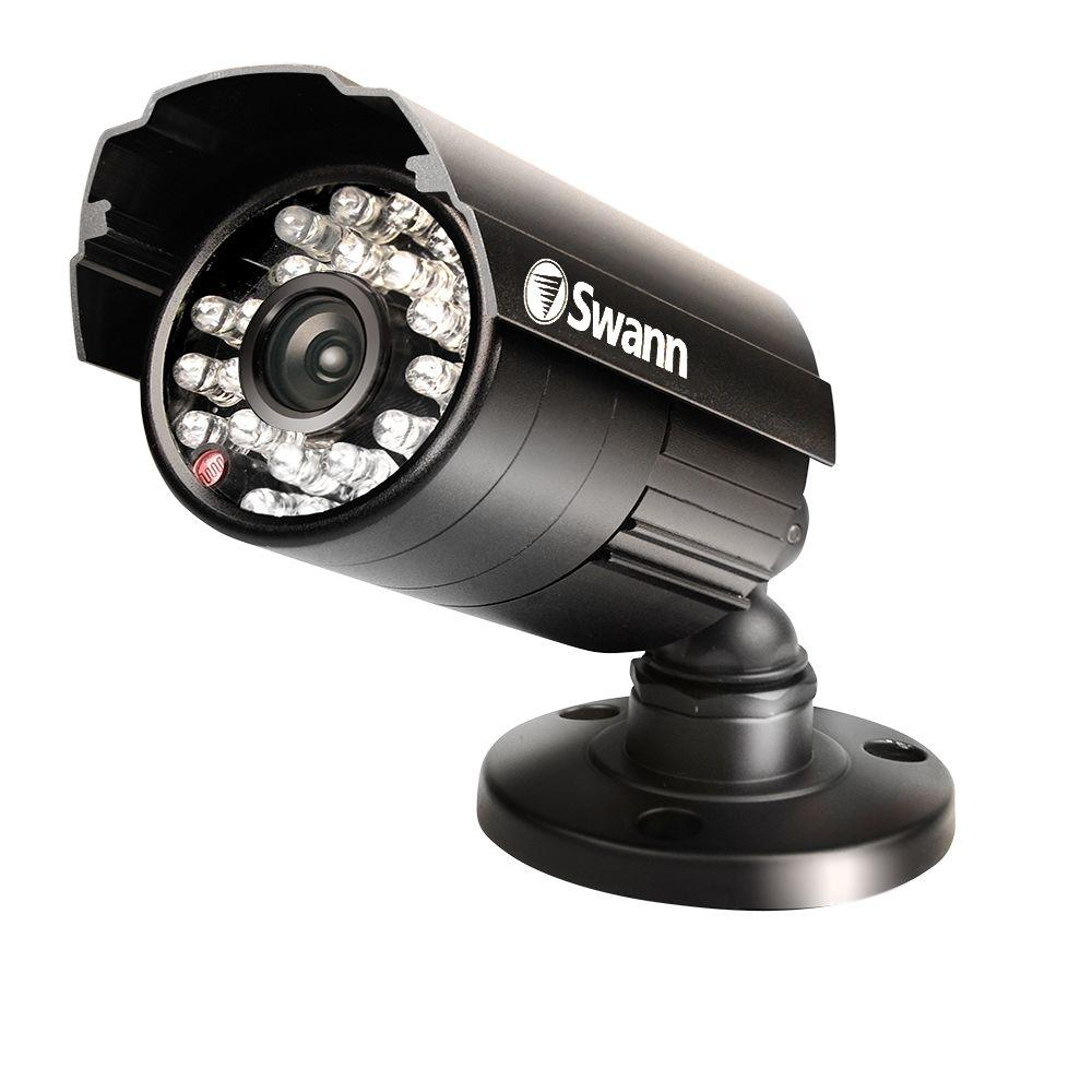 Swann Day and Night 600 TVL Indoor/Outdoor Surveillance Camera-DISCONTINUED