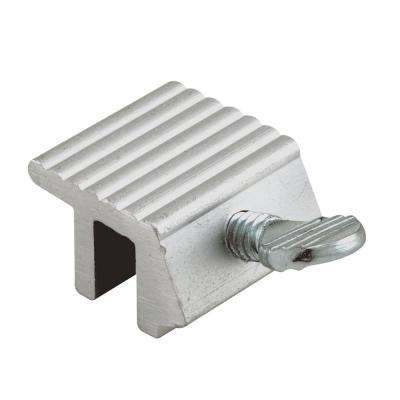 Aluminum Sliding Window Lock with Thumbscrew