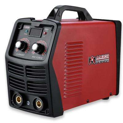 180 Amp Stick Arc DC Inverter Welder, 110/230V Dual Voltage Welding