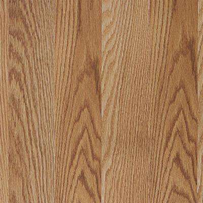 Take Home Sample - Chesapeake Oak Laminate Flooring - 5 in. x 7 in.