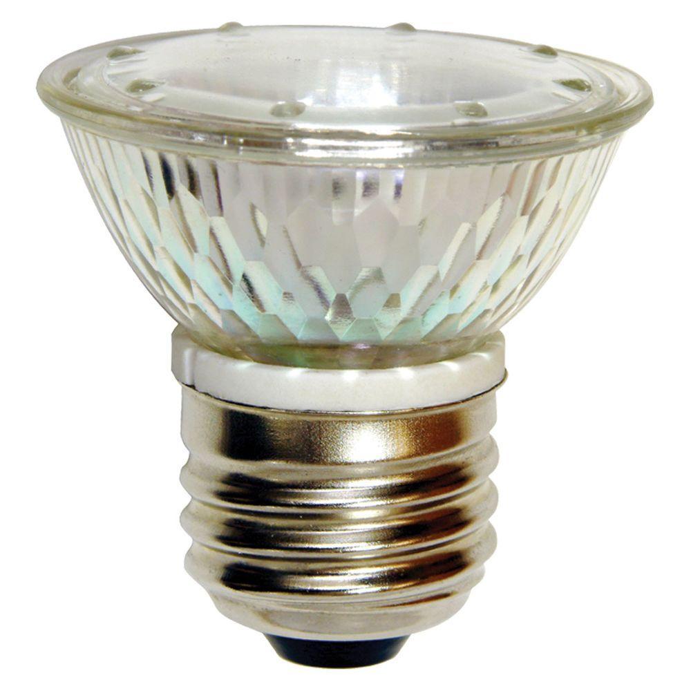 Ge 35 Watt Halogen Par16 Curio Flood Light Bulb