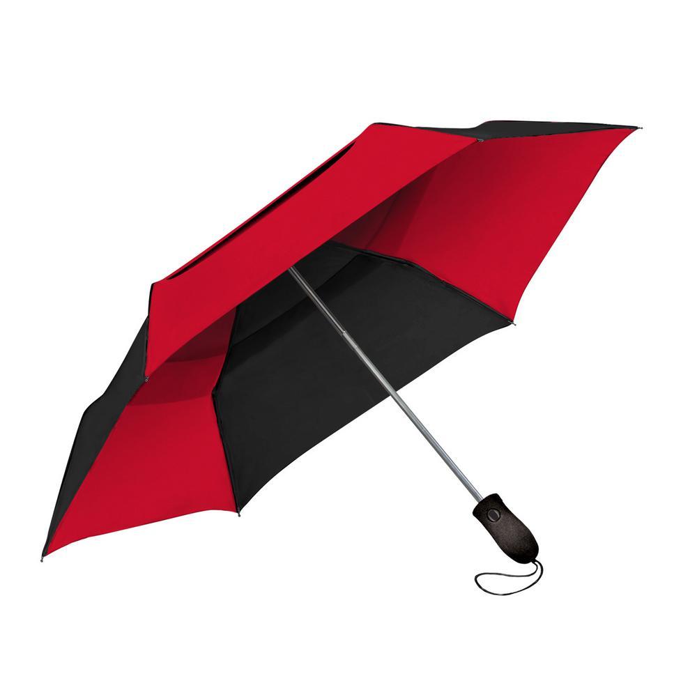 d215d758af2a Windjammer Automatic Open Compact Umbrella