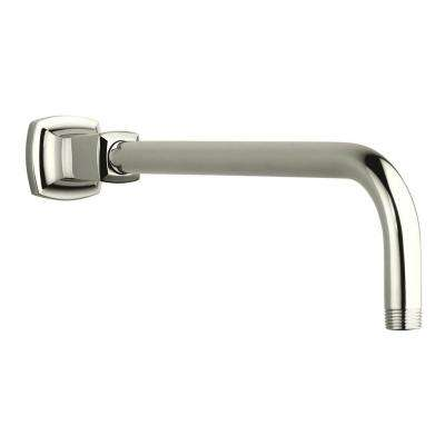 Margaux showerarm in Vibrant Polished Nickel