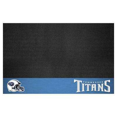 Tennessee Titans 26 in. x 42 in. Grill Mat