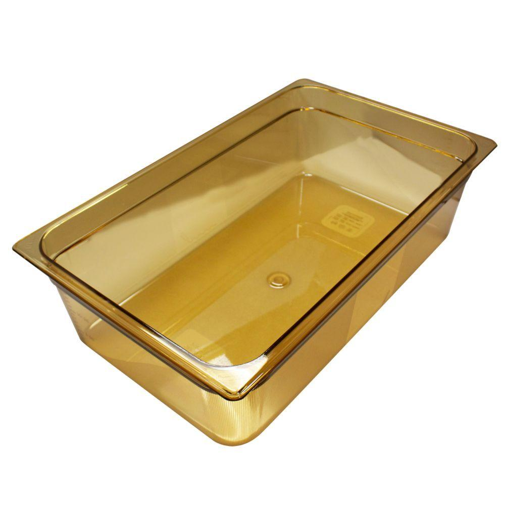 Rubbermaid Commercial Products 20-5/8 qt. Full Size Hot Food Pan