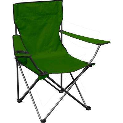 Green Quik Chair Folding Chair