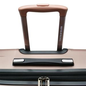 18e277682 U.S. Traveler-Gilmore 2-Piece Rose Gold Expandable Hardside 4-Wheel Spinner  Luggage