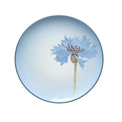 Colorwave 8.25 in. Cornflower Accent Plate