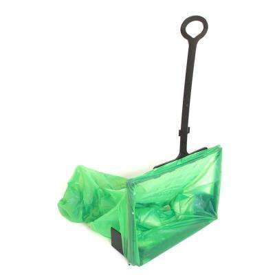 Large Trash and Garbage Bag Holder with Handle