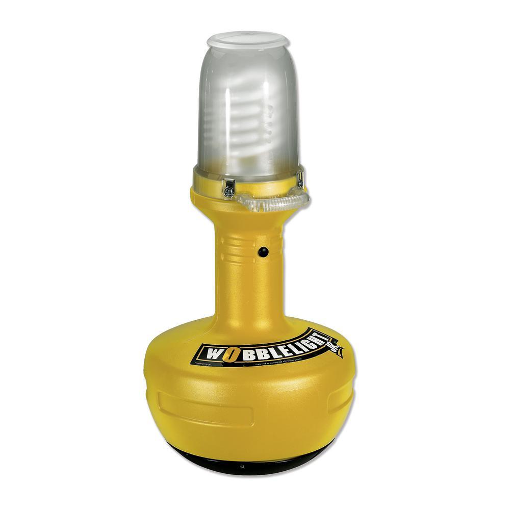 85-Watt 360-Degree Wobblelight Jr. Portable Fluorescent Work Light