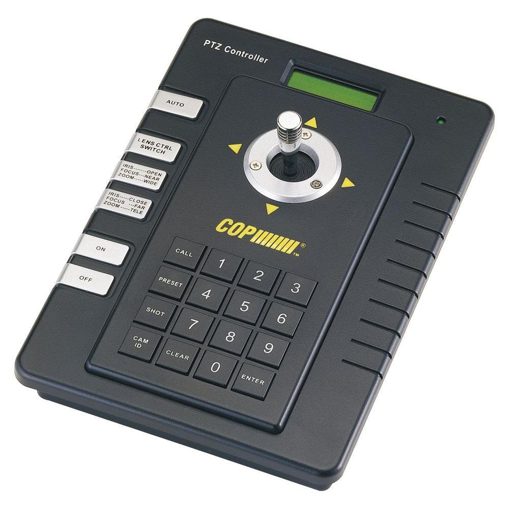 2-Axis PTZ Joystick Keyboard Controller
