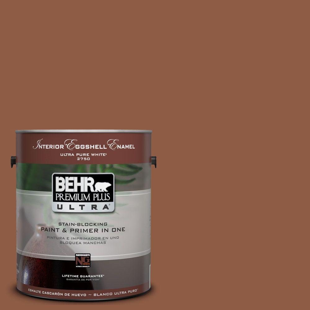 BEHR Premium Plus Ultra 1-Gal. #UL120-3 Artisan Interior Eggshell Enamel Paint