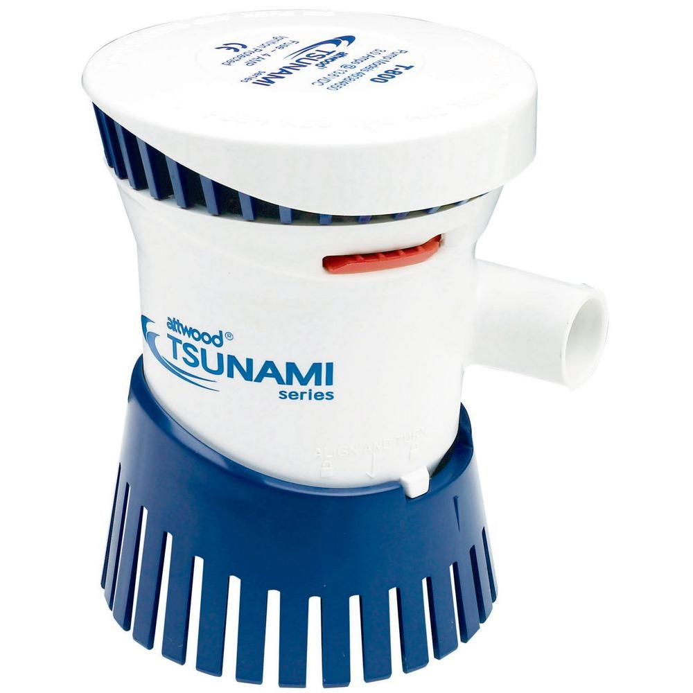 Tsunami 800 GPH Cartridge Bilge Pump
