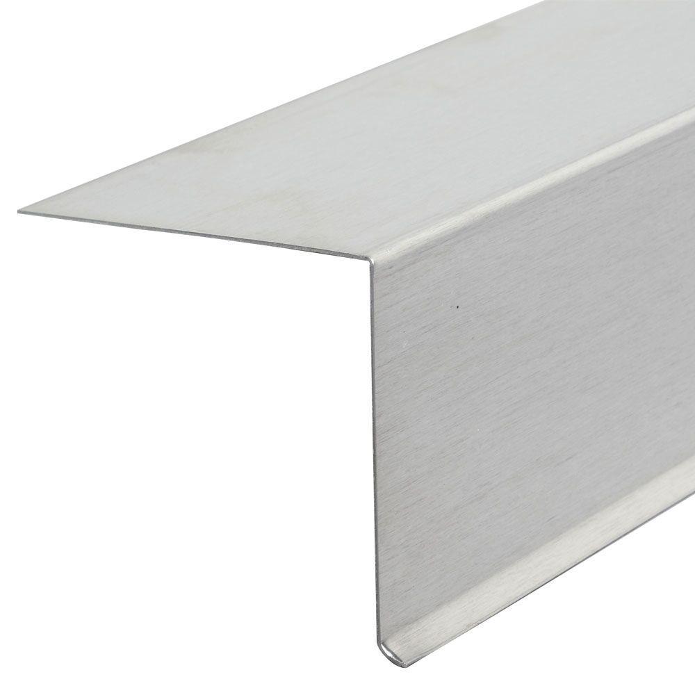 Amerimax Home Products C6 Aluminum Drip Edge Flashing-C-63MF - The