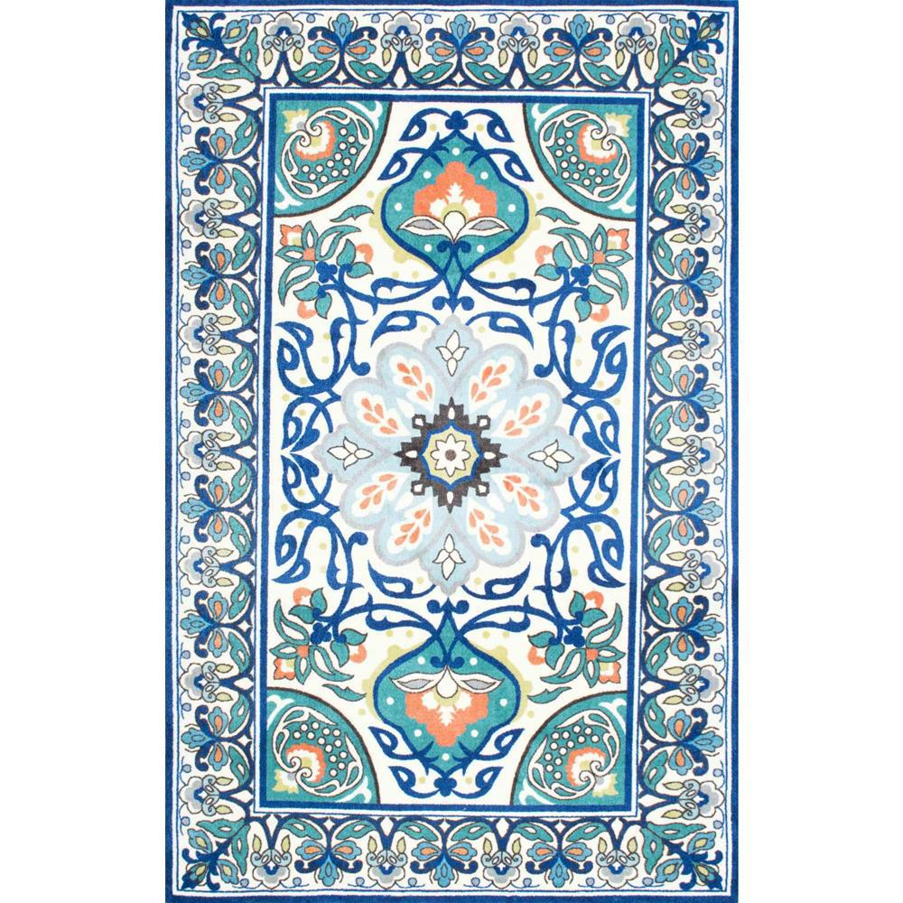 This Review Is From Fl Leda Blue 2 Ft X 3 Area Rug