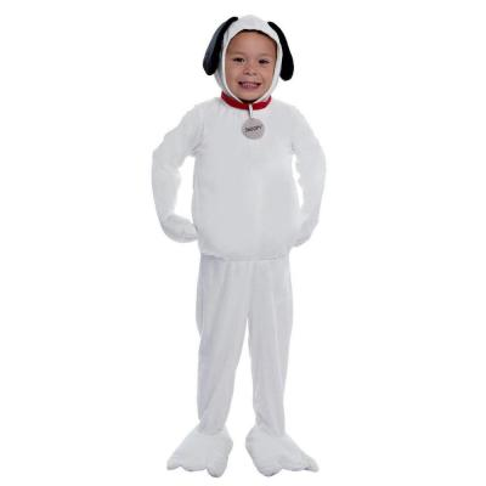 Large Boys Snoopy Deluxe Kids Halloween Costume