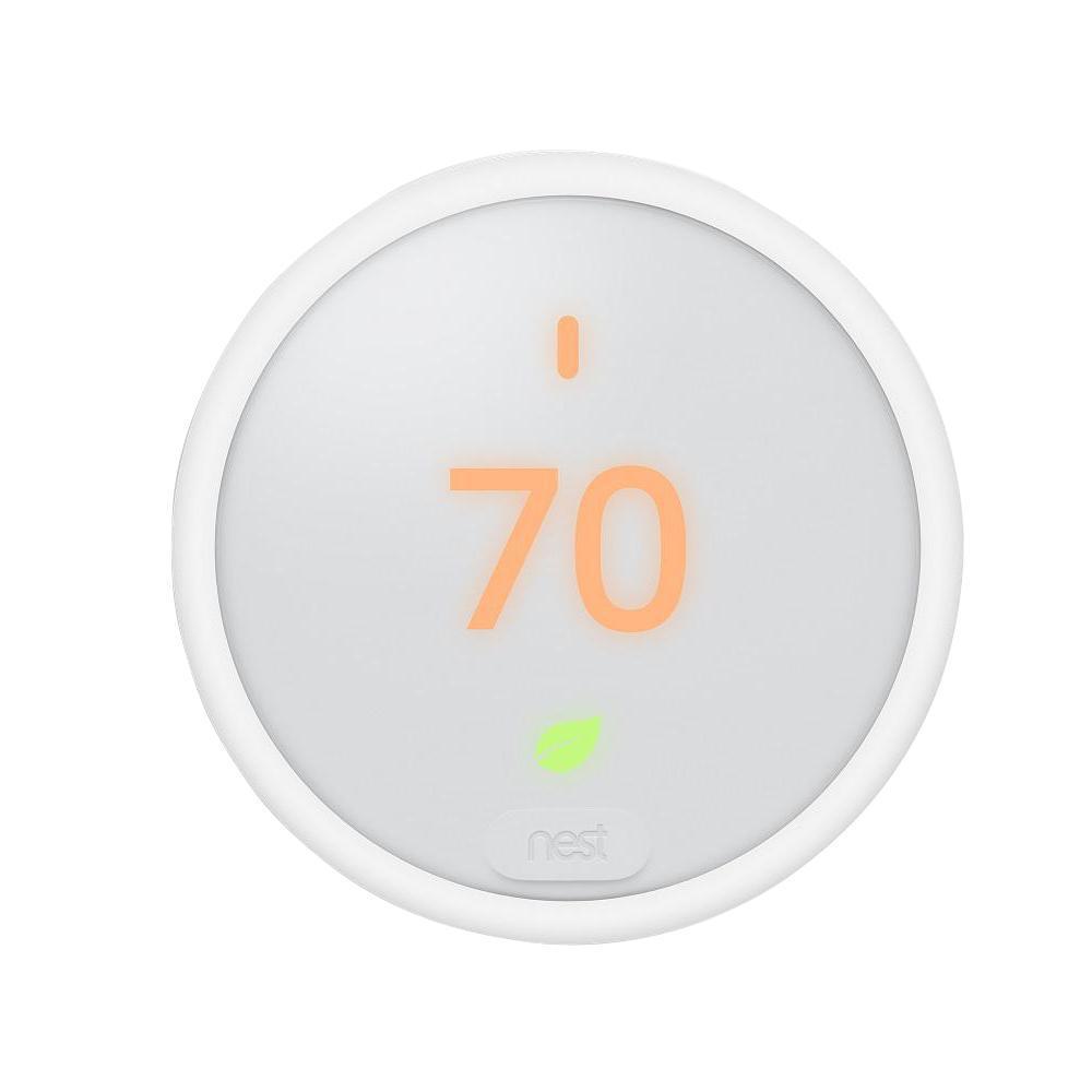 Google Nest Thermostat E and Nest Temperature Sensor-VBOKR2018 ...