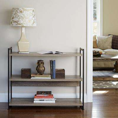 42 in. x 13.8 in. Ashwood Wide Modular Shelf