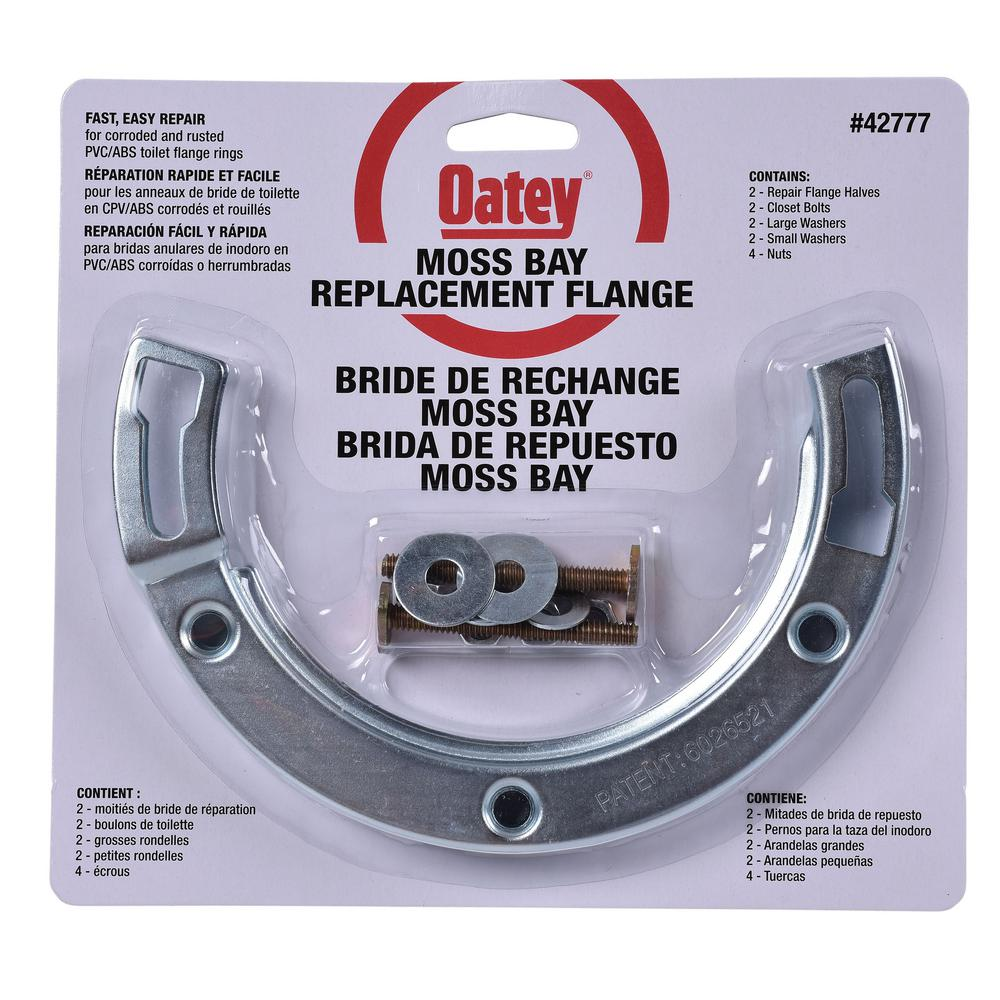 Metal Adjustable Replacement Flange Ring