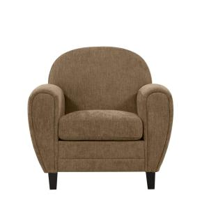 Admirable Handy Living Valencia Modern Club Chair In Mocha Brown Gamerscity Chair Design For Home Gamerscityorg