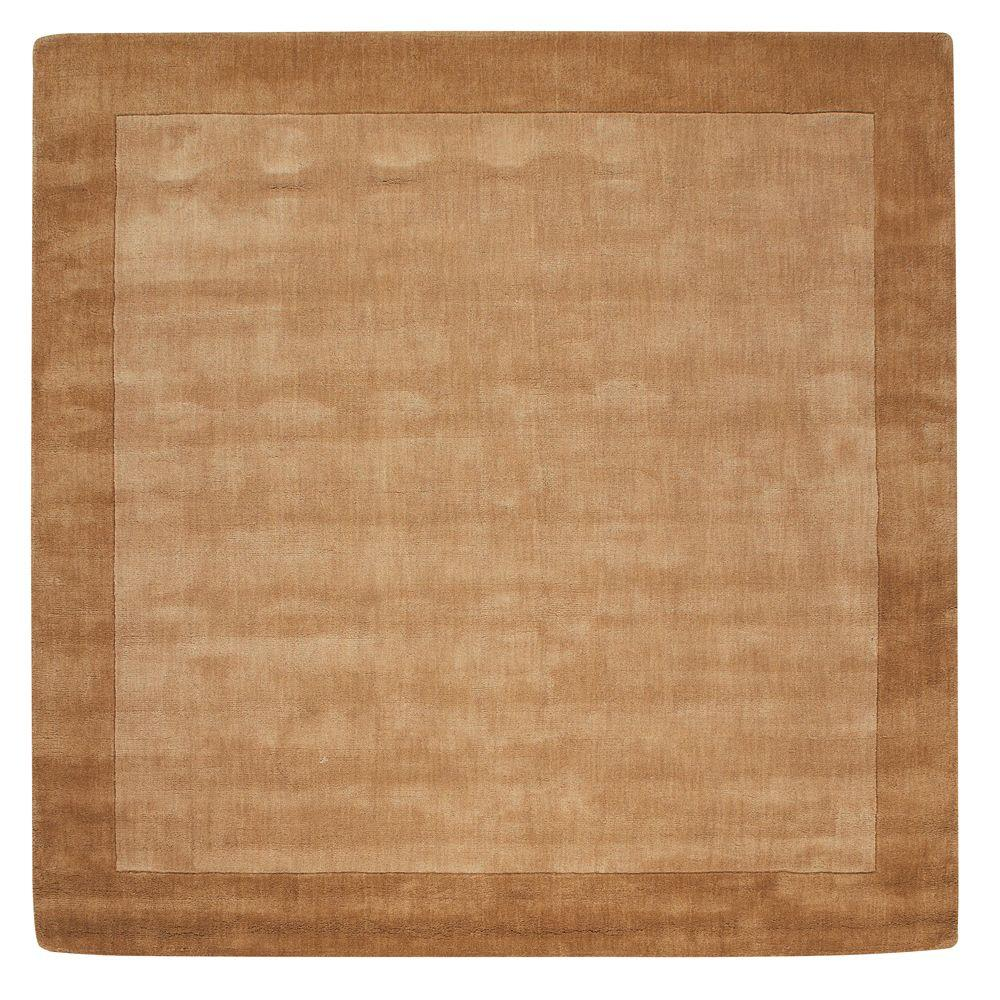 Home Decorators Collection Melrose Beige 7 Ft 9 In Square Area Rug 2521275840 The Home Depot