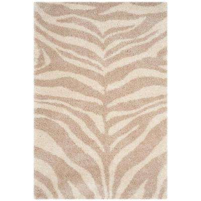 Portofino Ivory Beige 5 Ft 1 In X 7 6