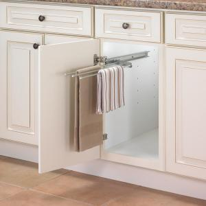 Paper Holders Universal Kitchen Under Cabinet Door Drawer Towel Rack Cupboard Home Holder Kit Consumers First