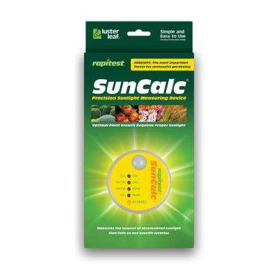 SunCalc the Sunlight Calculator