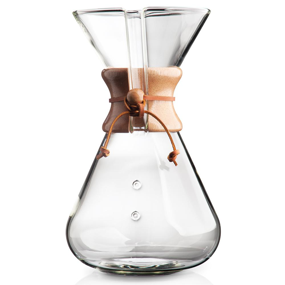 Chemex Hand Blown 13-Cup Coffeemaker-CM-4 - The Home Depot