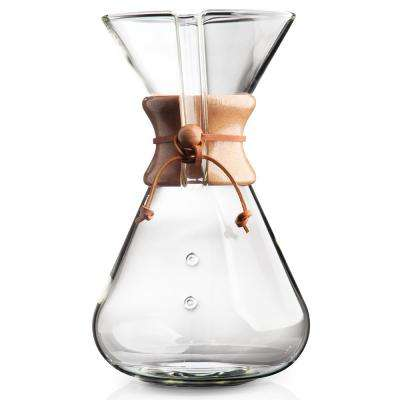 Hand Blown 13-Cup Coffeemaker