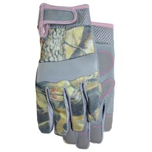 Midwest Gloves U0026 Gear Real Tree Unlined Outdoor Gloves 149RT 8 00   The  Home Depot