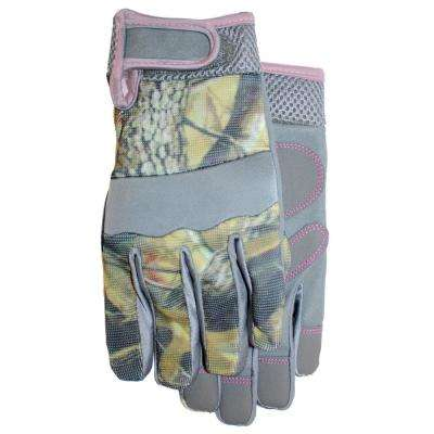 Real Tree Unlined Outdoor Gloves