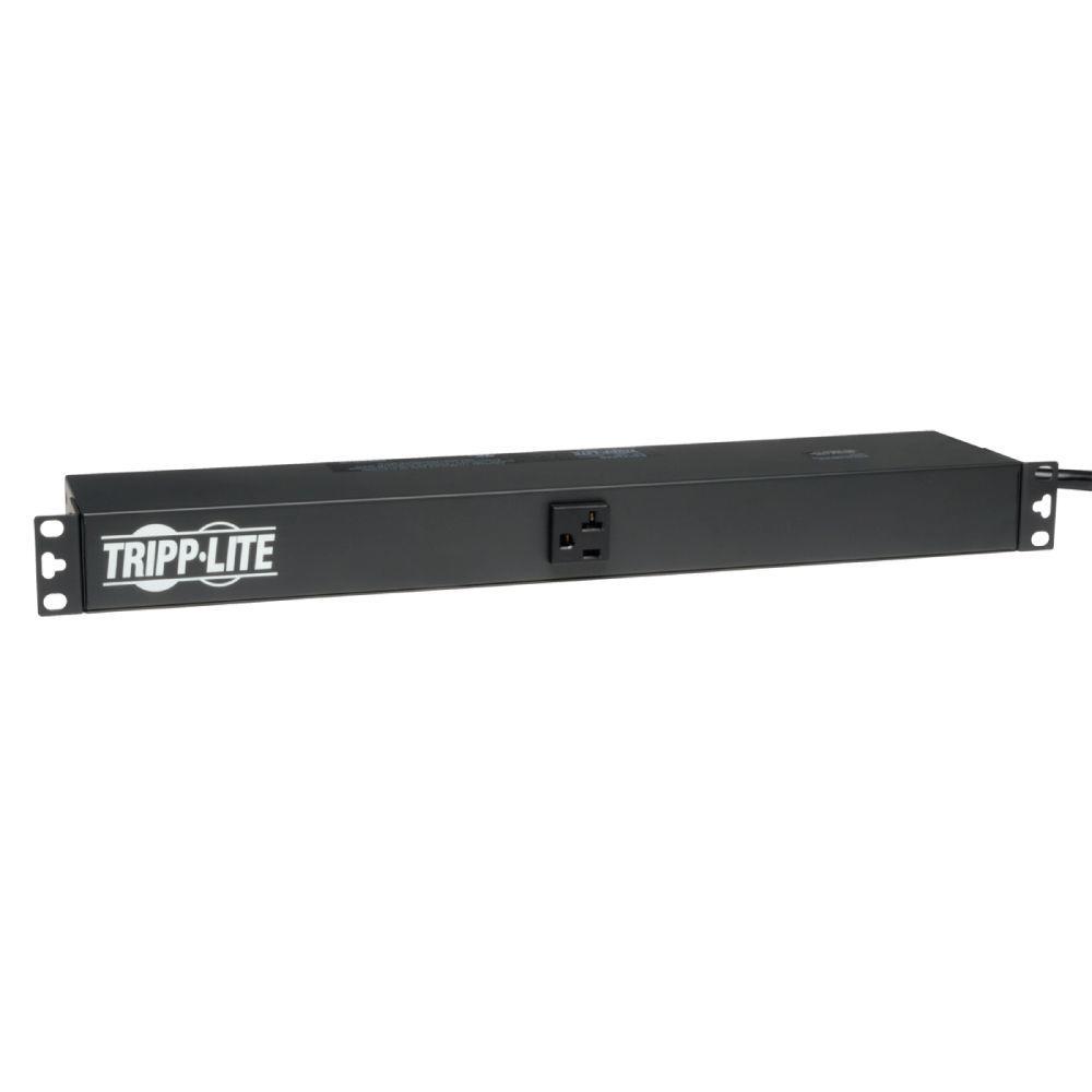 Tripp Lite PDU Basic 120-Volt and 20-Amp 5-15/20R 13 Outlet 5-20P Horizontal 1URM