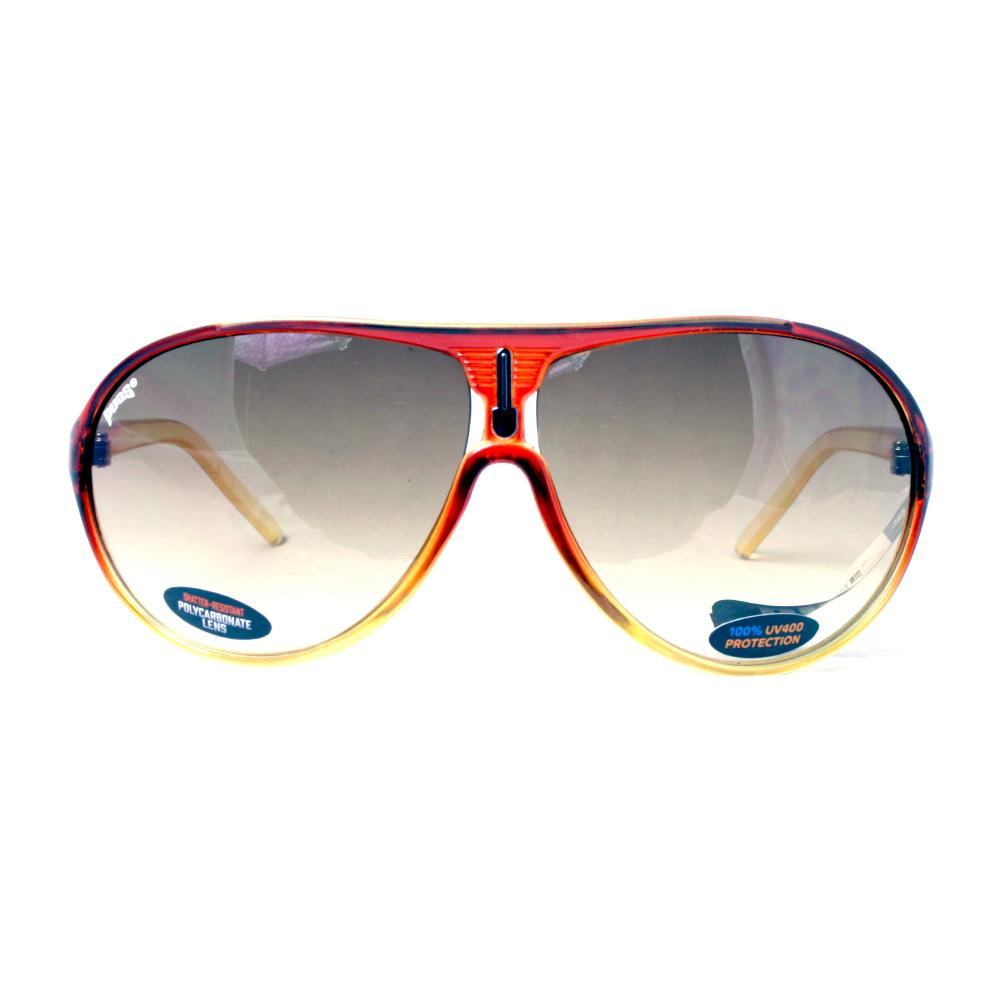 Pugs Unisex Carrera Aviator Style Frame with Injected Polycarbonate 2-Tone Frame