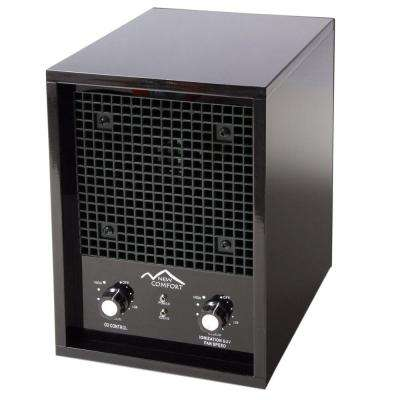 Black 03-3500 6 Stage Air Purifier