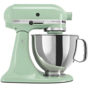 KitchenAid Artisan 5 Qt. Pistachio Green Stand Mixer by KitchenAid
