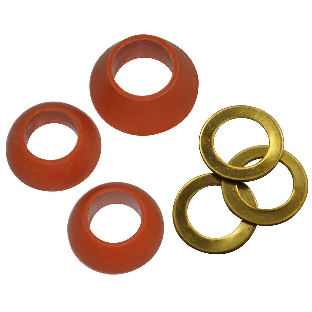0.125 in. Cone Washers
