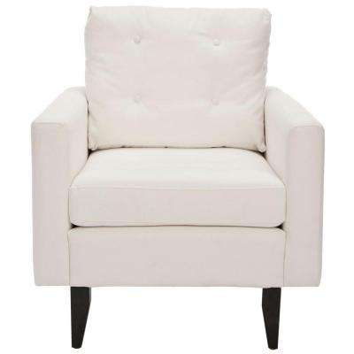 Caleb White/Java Cotton Club Arm Chair