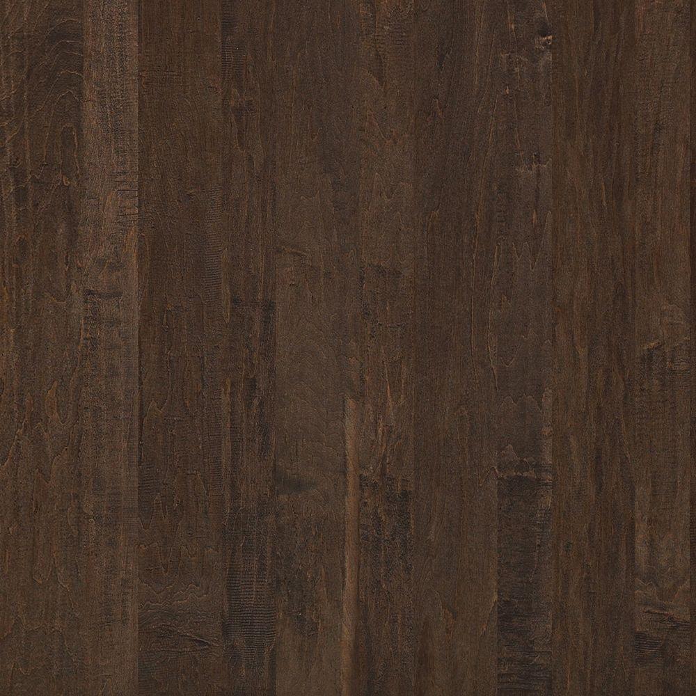 Hand Scraped Maple Shaw Engineered Hardwood Wood Flooring