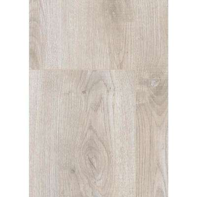 Ventura Gray Oak 12 mm Thick x 6.26 in. Wide x 50.79 in. Length Laminate Flooring (15.45 sq. ft./case)