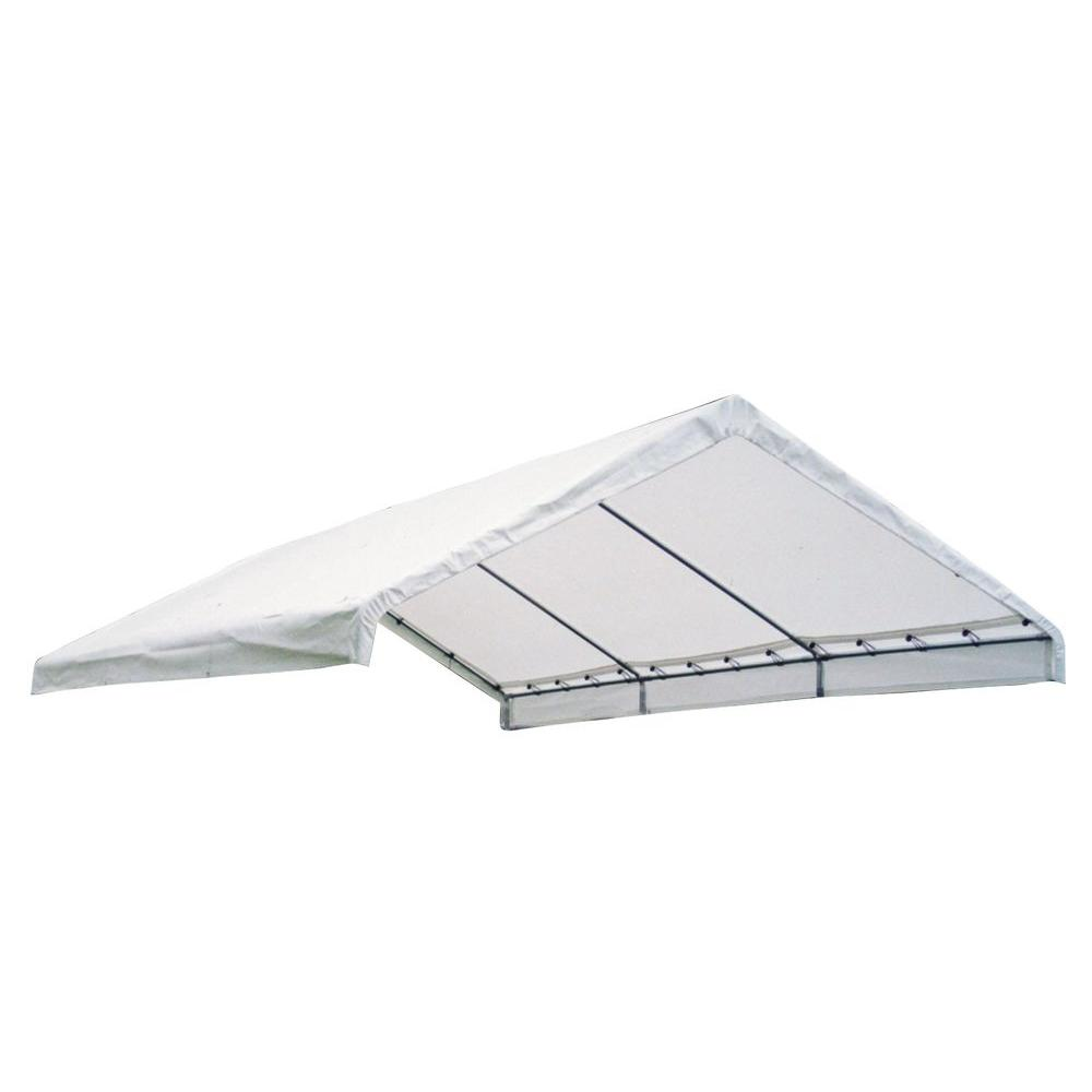 White Premium Canopy Replacement Cover  sc 1 st  The Home Depot & Replacement Canopy Part - Parts u0026 Accessories - Canopies - The ...