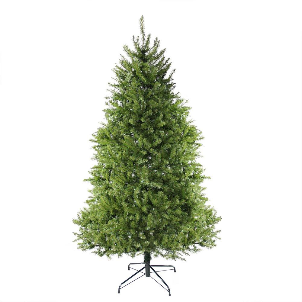 northern pine full artificial christmas tree unlit