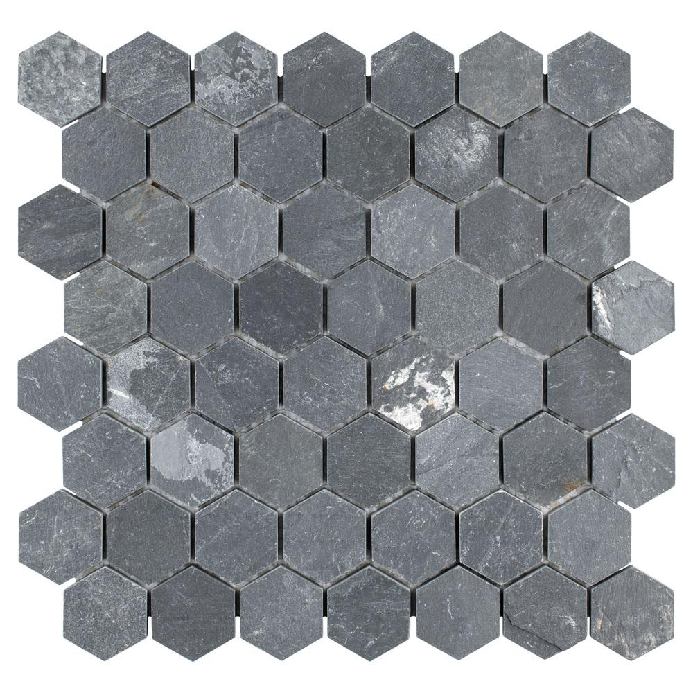 Crag Hexagon Black