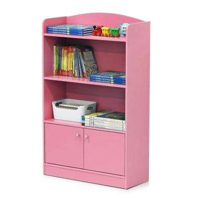 home office bookshelf. KidKanac Pink Storage Cabinet Bookshelf Home Office Bookshelf