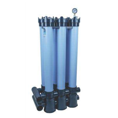 4500-GPH M-6 Commercial Cartridge Filter