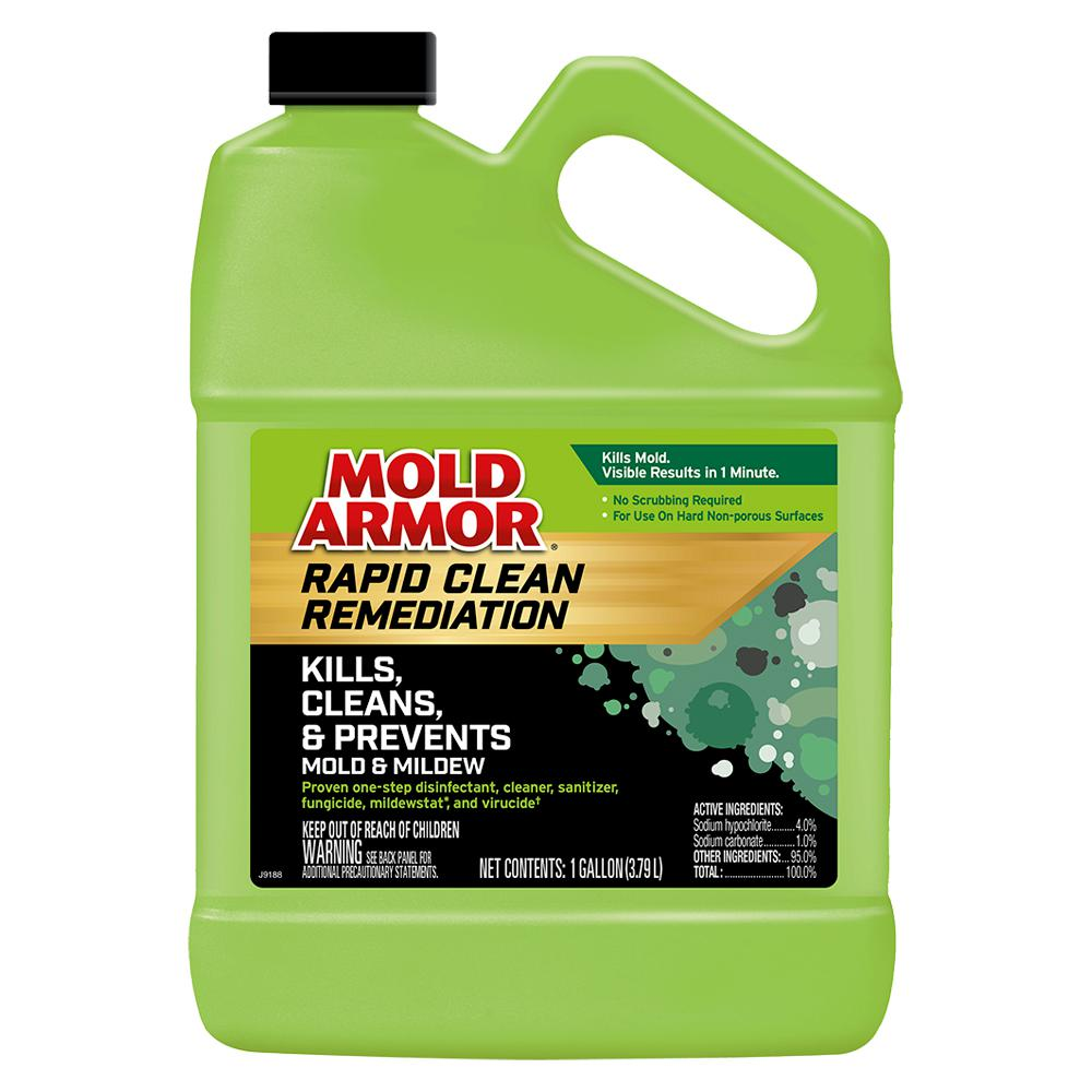 Mold Armor 1 Gal. Rapid Clean Remediation Mold Removal